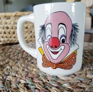 Other - ♥️5 for $25 Vintage clown mug